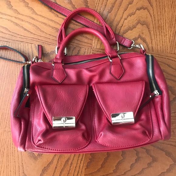 Handbags - Sassy red purse